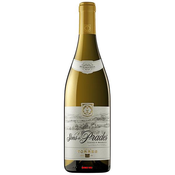 Rượu Vang Trắng Torres Sons De Prades