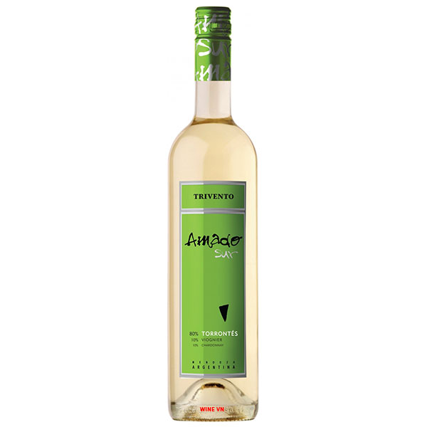 Rượu Vang Trắng Trivento Amado Sur Torrontes