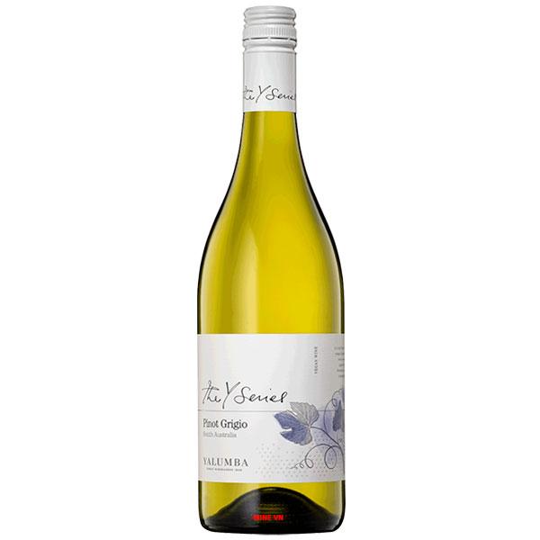 Rượu Vang Trắng Yalumba Y Series Pinot Grigio