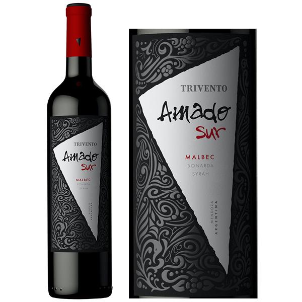Rượu Vang Trivento Amado Sur Malbec Syrah