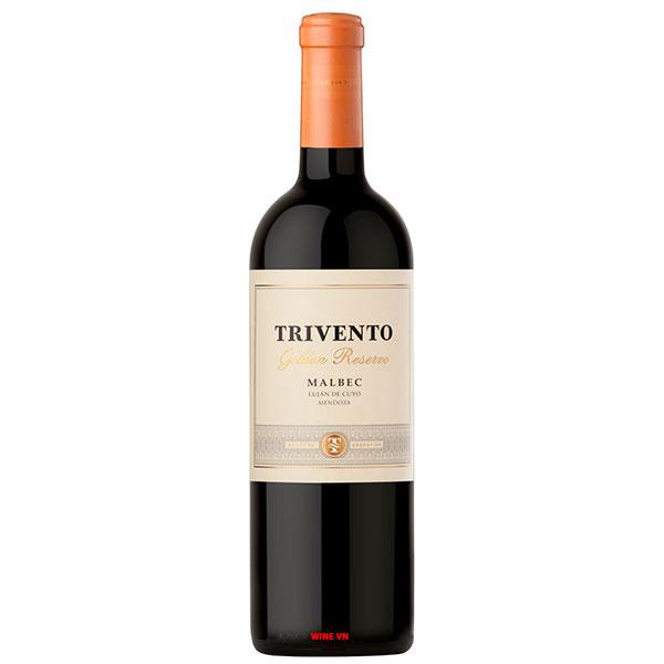 Rượu Vang Trivento Golden Reserve Malbec