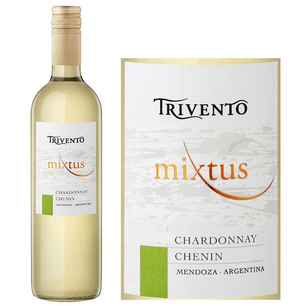 Rượu Vang Trivento Mixtus Chardonnay Chenin