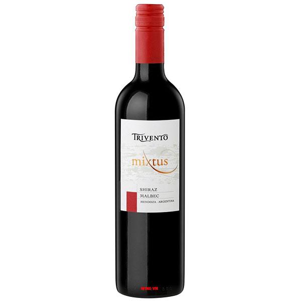 Rượu Vang Trivento Mixtus Syrah Malbec