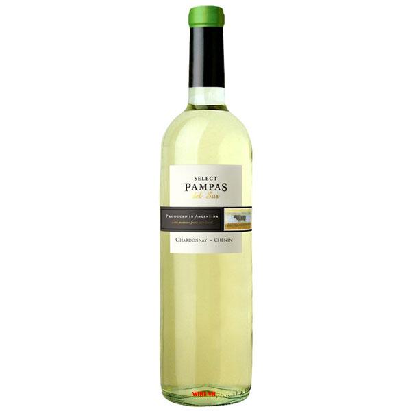 Rượu Vang Trivento Pampas Del Sur Select Chardonnay Chenin