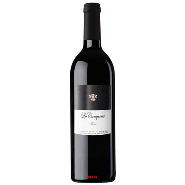 Rượu Vang Vino La Campana Tinto Joven Tinto