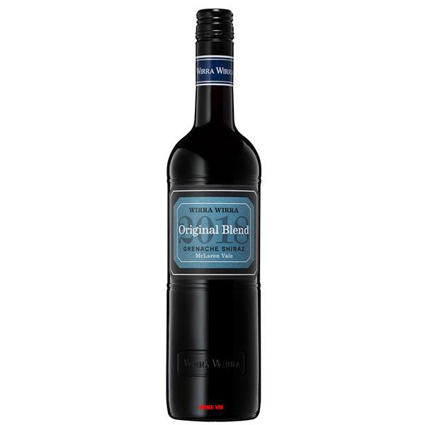 Rượu Vang Wirra Wirra Original Blend