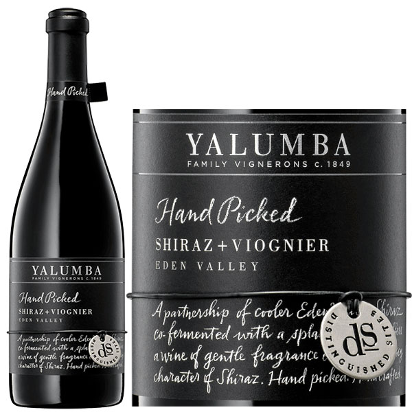 Rượu Vang Yalumba Hand Picked Shiraz Viognier