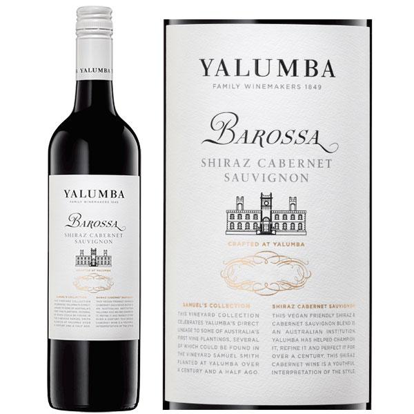 Rượu Vang Yalumba Samuel's Collection Barossa Shiraz Cabernet Sauvignon