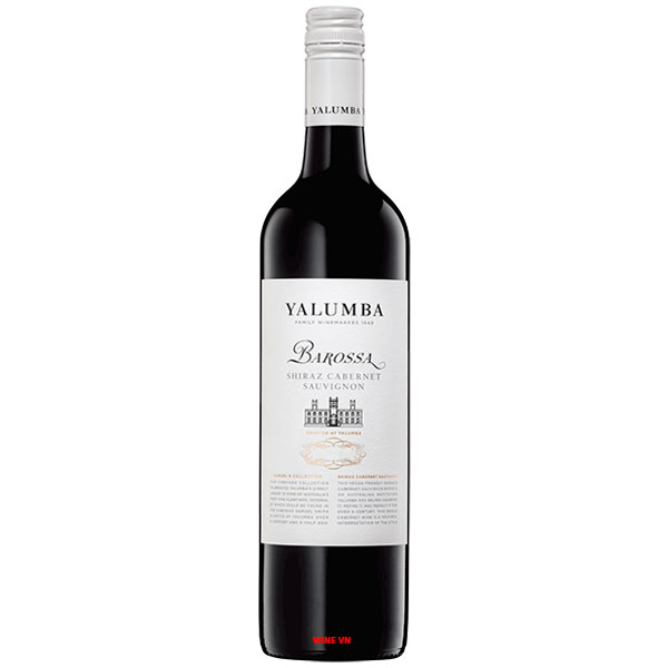 Rượu Vang Yalumba Samuel's Collection Barossa Shiraz Cabernet Sauvignon