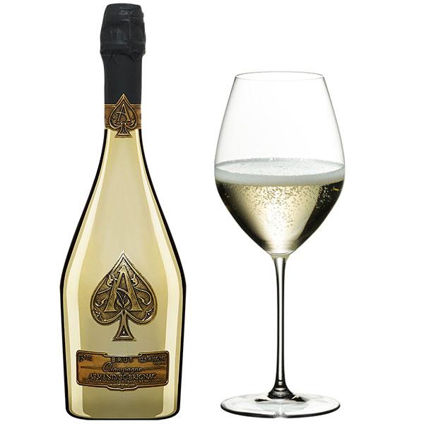 Rượu Champagne Armand De Brignac Gold