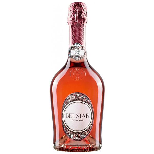 Rượu Champagne Bisol BelStar Cuvee Rose