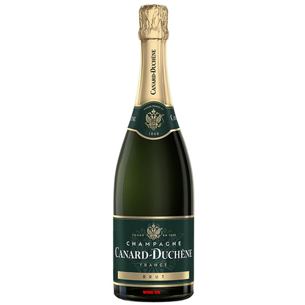 Rượu Champagne Canard DucheneBrut