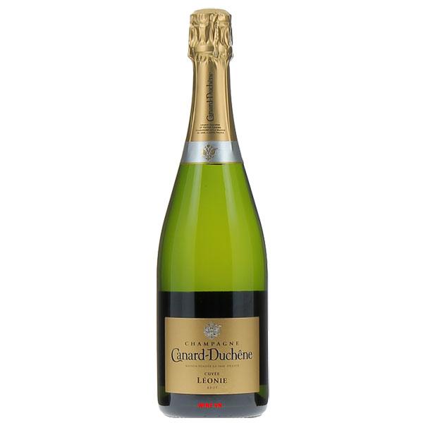 Rượu Champagne Canard Duchene Cuvee Leonie