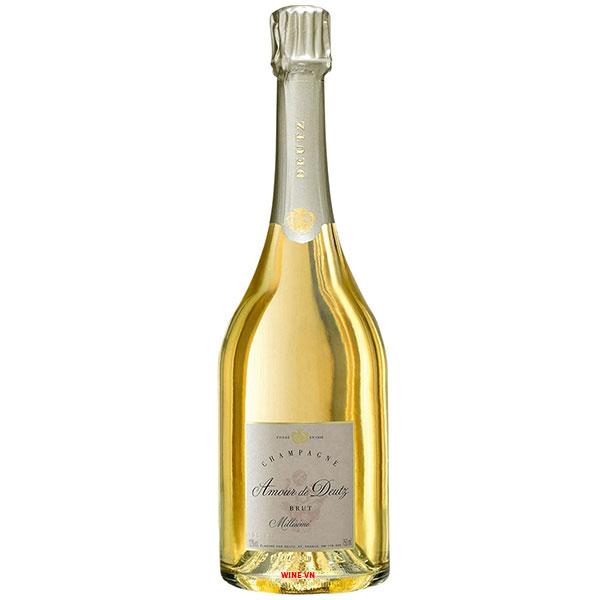 Rượu Champagne Cuvee Amour De Deutz