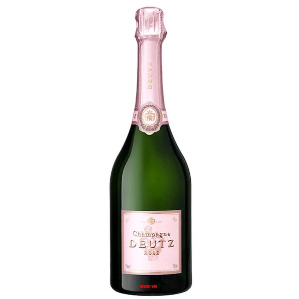 Rượu Champagne Deutz Brut Classic Rose