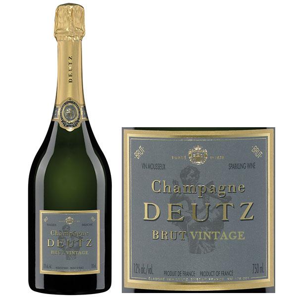 Rượu Champagne Deutz Brut Vintage