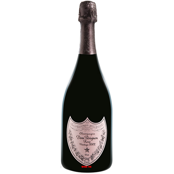 Rượu Champagne Dom Perignon Rose