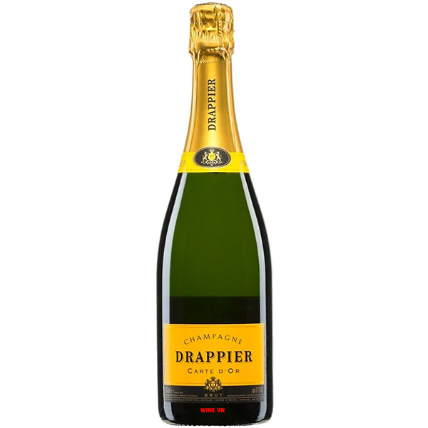Rượu Champagne Drappier Carte d'Or