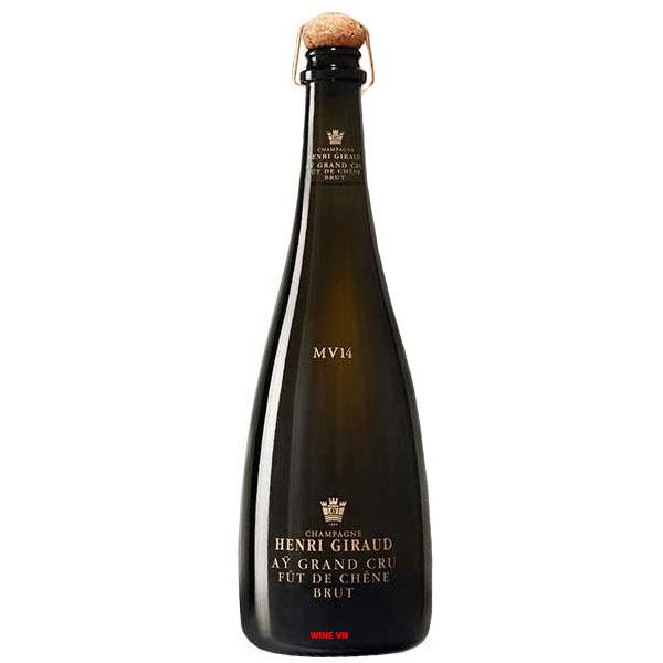Rượu Champagne Henri Giraud Aÿ Grand Cru Brut MV 14