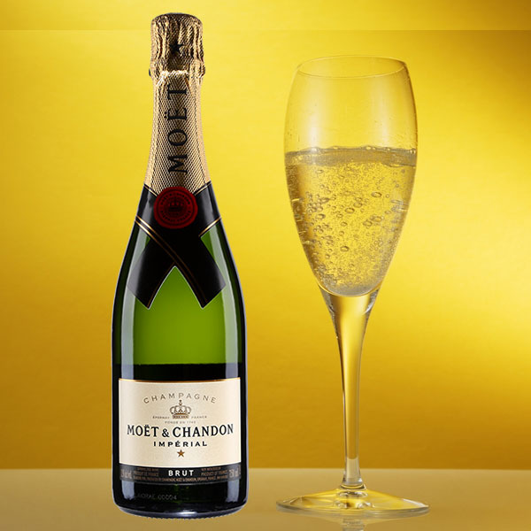 Rượu Champagne Moet & Chandon Imperial