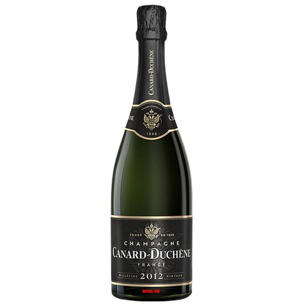 Rượu Sâm Banh Canard Duchene Brut Millesime Vintage