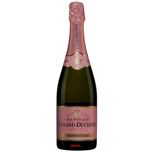 Rượu Sâm Banh Canard Duchene Rose