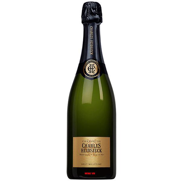 Rượu Sâm Panh Charles Heidsieck Brut Millésimé