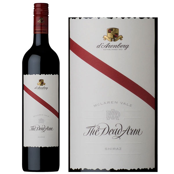 Rượu Vang ÚC D'Arenberg The Dead Arm Shiraz
