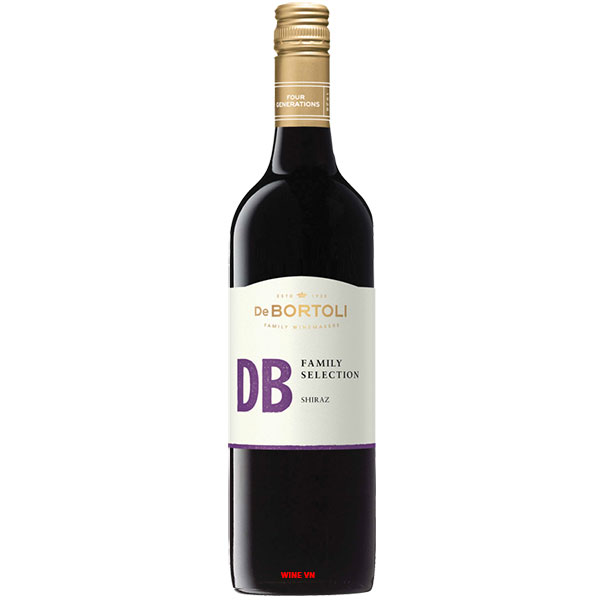 Rượu Vang ÚC De Bortoli Family Selection Shiraz