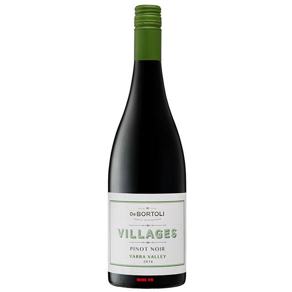 Rượu Vang ÚC De Bortoli Villages Pinot Noir