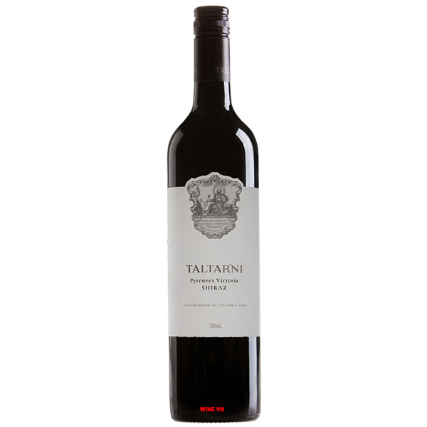 Rượu Vang ÚC Taltarni Pyrenees Victoria Shiraz
