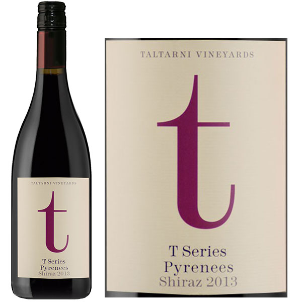 Rượu Vang ÚC Taltarni Vineyards T Series Shiraz