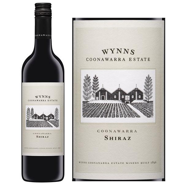 Rượu Vang ÚC Wynns Coonawarra Estate Shiraz