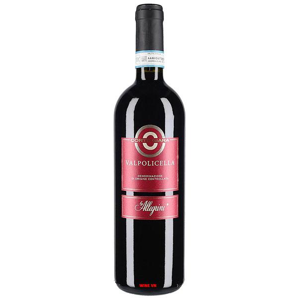 Rượu Vang Ý Allegrini Corte Giara Valpolicella