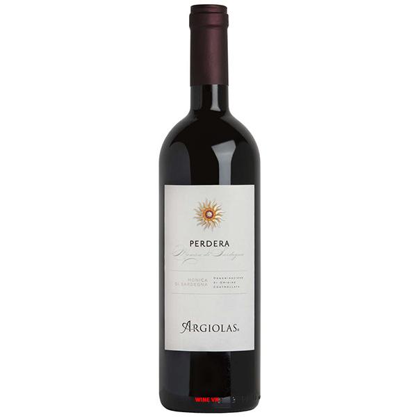 Rượu Vang Ý Argiolas Perdera