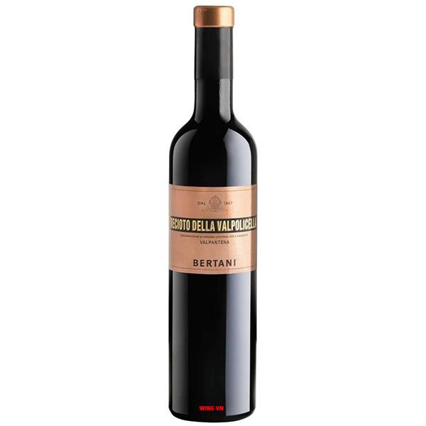 Rượu Vang Ý Bertani Recioto Della Valpolicella