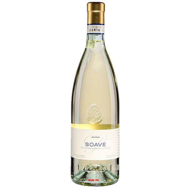 Rượu Vang Ý Bertani Soave Vintage