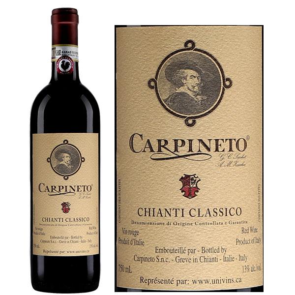 Rượu Vang Ý Carpineto Chianti Classico