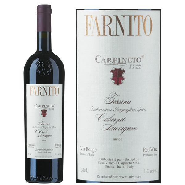 Rượu Vang Ý Carpineto Farnito Toscana