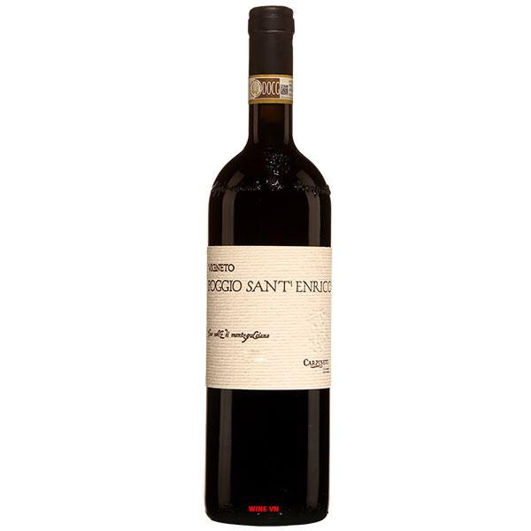 Rượu Vang Ý Carpineto Poggio Sant'Enrico
