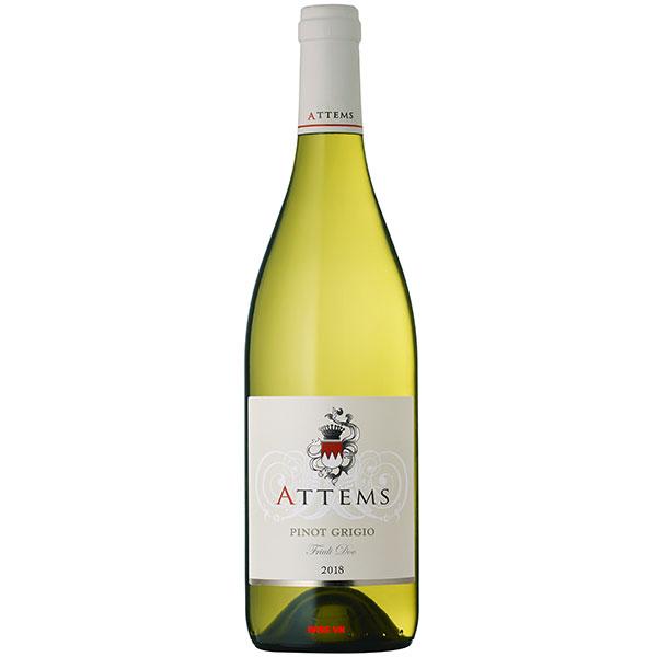 Rượu Vang Ý Frescobaldi Attems Pinot Grigio