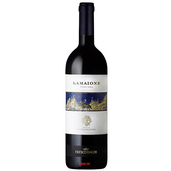 Rượu Vang Ý Frescobaldi Castelgiocondo Lamaione