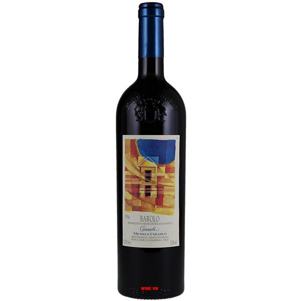 Rượu Vang Ý Michele Chiarlo Barolo Cannubi