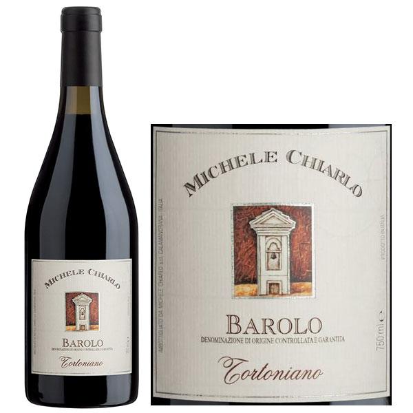 Rượu Vang Ý Michele Chiarlo Barolo Tortoniano
