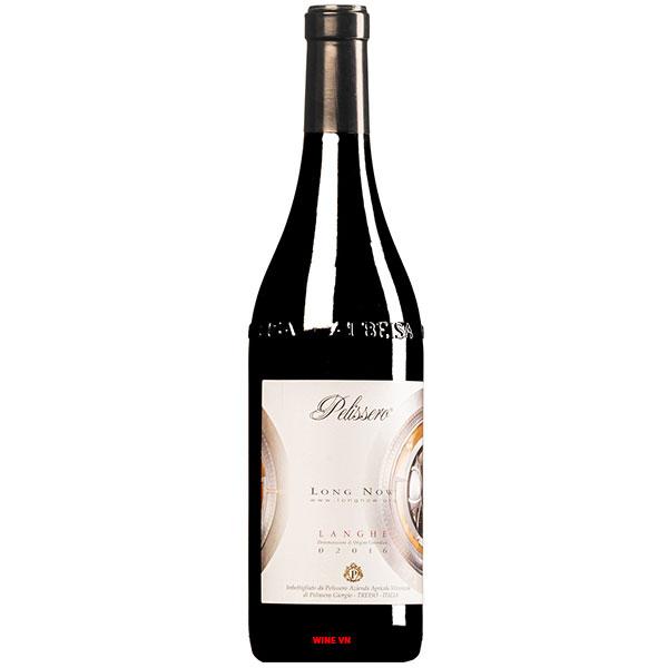 Rượu Vang Ý Pelissero Long Now Langhe