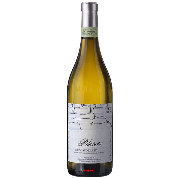 Rượu Vang Ý Pelissero Moscato D'Asti