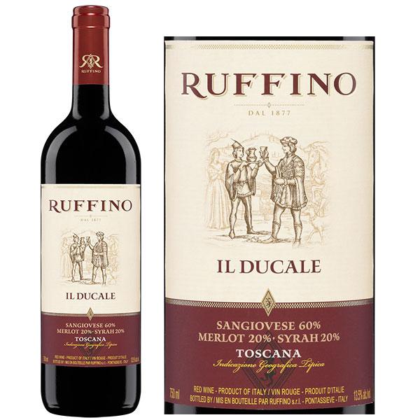 Rượu Vang Ý Ruffino IL Ducale