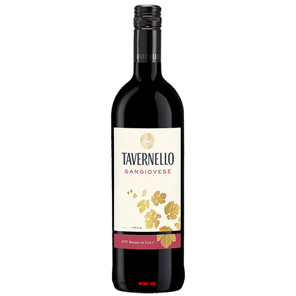 Rượu Vang Ý Tavernello Rubicone Sangiovese