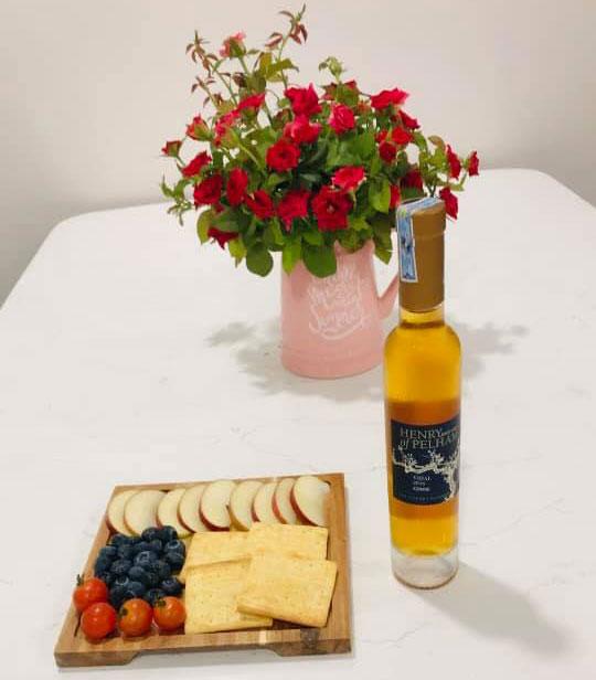 Rượu Vang Đá Icewine Vidal