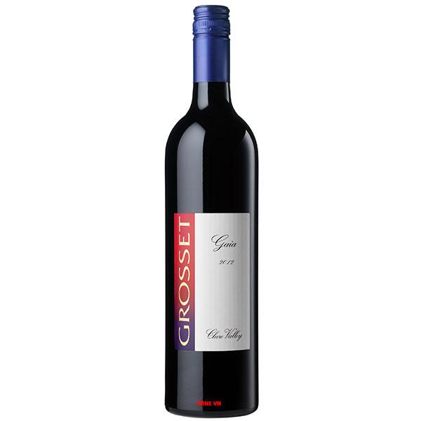 Rượu Vang Đỏ Grosset Gaia Clare Valley
